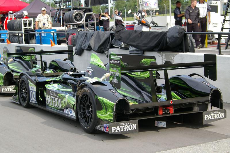 P2-Extreme Speed Motorsports, HPD ARX-03 b