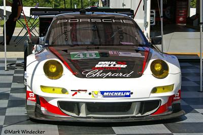 GT-Paul Miller Racing Porsche 997 GT3