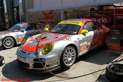 GTC-Flying Lizard Motorsports