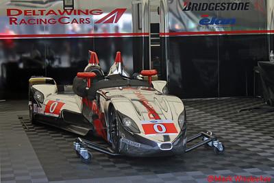 LMP1-DeltaWing Racing Cars DeltaWing LM12/Elan