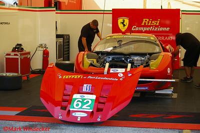 GT- Risi Competizione     Ferrari 458 Italia GTC
