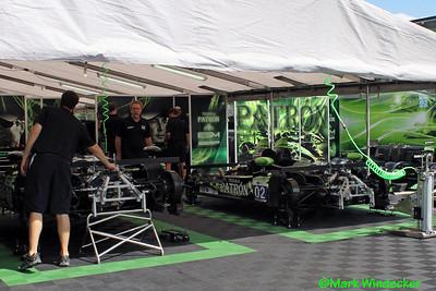 LMP2-Extreme Speed Motorsports  HPD ARX-03b