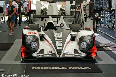 LMP1-Muscle Milk Pickett Racing  HPD ARX-03a