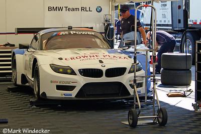 GT-BMW Team RLL  BMW Z4 GTE