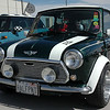 Classic Minis were well represented at AMVIV.