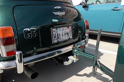 """Classic Mini """"HALFPNT."""""""