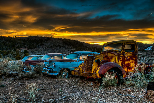 Final Rusting Place