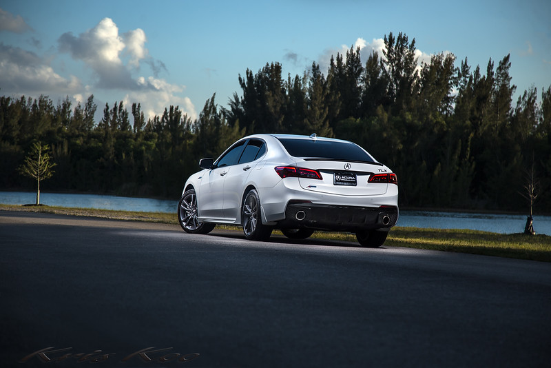 Acura - TLX A Spec - 2