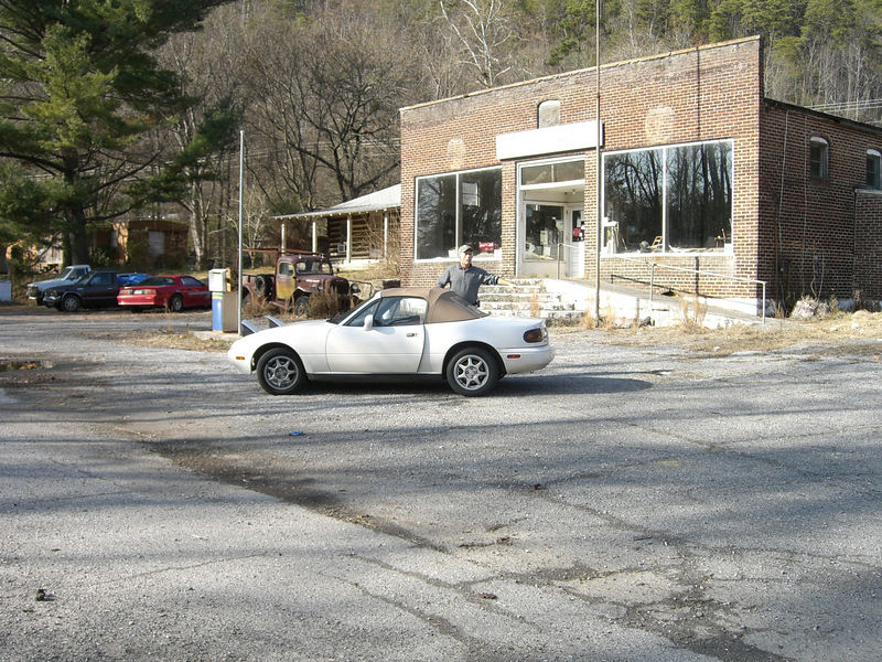 January 1, 2006  At the end of the Tail, Tennessee Route 129