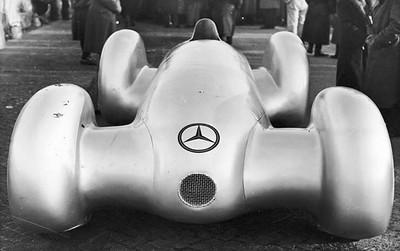 Aero concept racecars