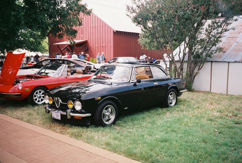 2005 Italian Car Fest, Grapevine TX: 2nd place Closed Class Alfa Romeo