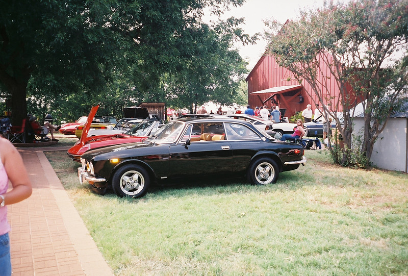 Italian Car Fest 2005, Grapevine TX. 2nd place Alfa Romeo Closed Class