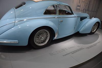 Alfa-Romeo musuem