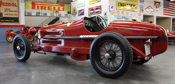 1932 Alfa Romeo 8C 2300 Monza by Pur Sang.