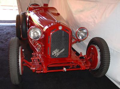 1932 Alfa Romeo 8C Monza