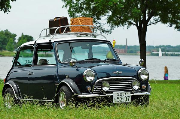 All British & European Car Day 2012