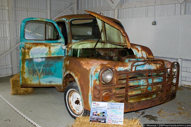 Margaret's baby - 1953 Dodge Pickup