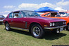 Jensen Interceptor - this little British sports car sported a Chrysler V-8, either the 383 or 440 cubic inch engine.