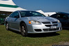 The Mighty Stratus on the Fun Field. Don't adjust your monitor, the paint on the hood really looks like that...