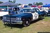 1974 Dodge Monaco in California Highway Patrol colors.