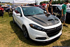 2013 Dodge Dart on display