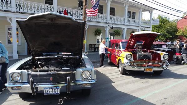 2015 Montgomery Car Show