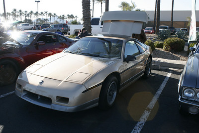 Pavillion's Car Show Scottsdale