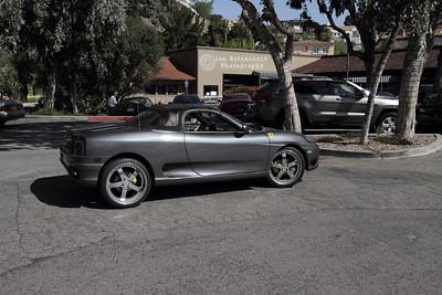 3/4 Scale Ferrari 360 Spider