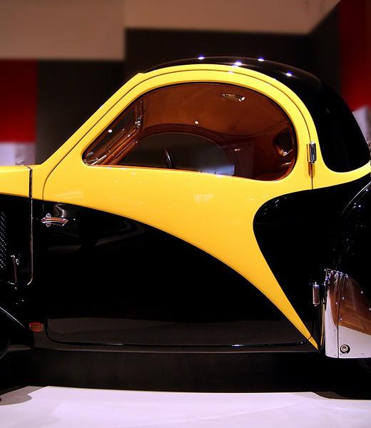 The Allure of the Automobile 1937 Bugatti Type 57S Atalante