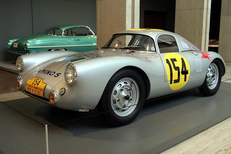 The Allure of the Automobile 1953 Porsche 550 Prototype
