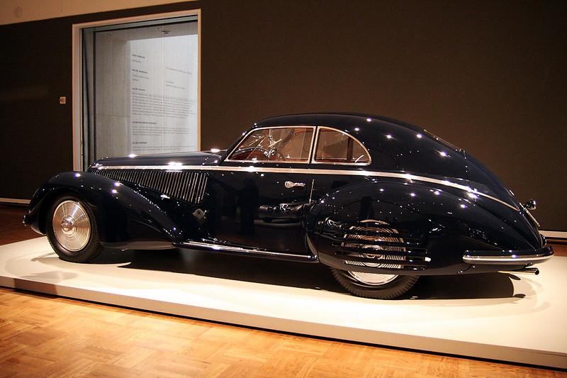 The Allure of the Automobile 1938 Alfa Romeo 8C2900B Touring Berlinetta