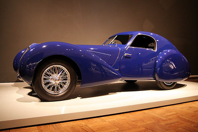 """The Allure of the Automobile 1937 Talbot-Lago T150-C-SS """"Teardrop"""" Coupe"""