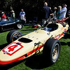 Bill Davis's car