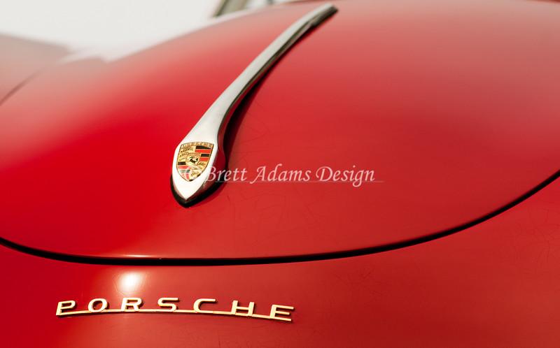 Porsche 356 Hood