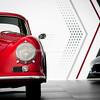 Porsche 356 + 2016 911 C2