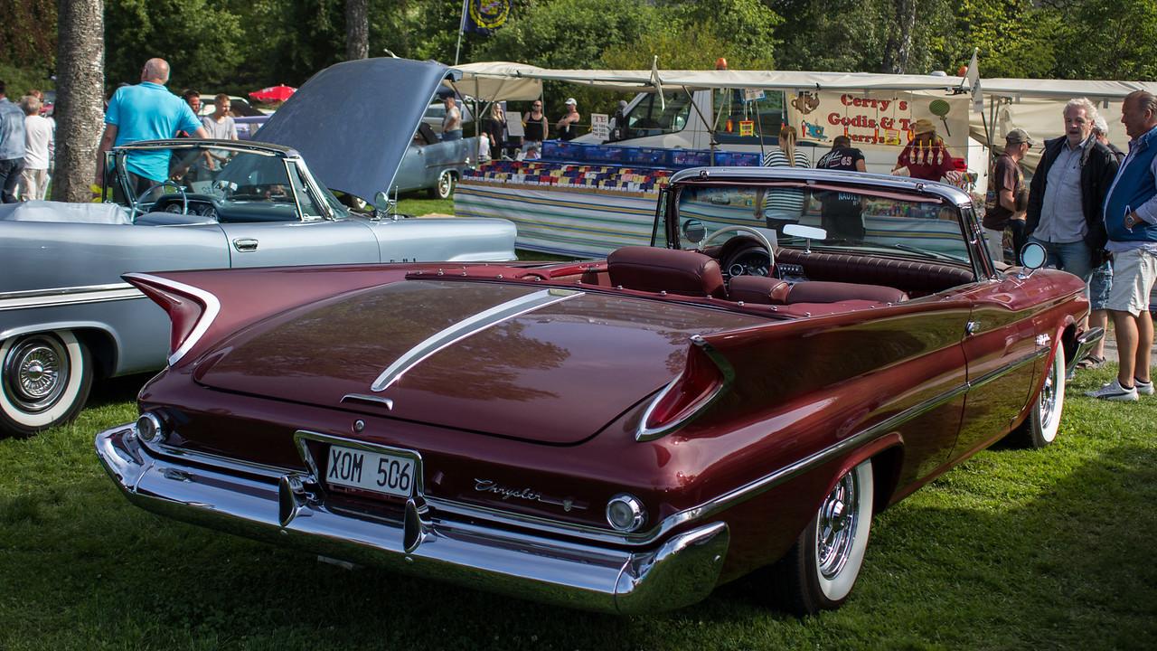American Car Show - Norrtälje 2014