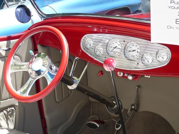 American Graffiti Classic Cars in Petaluma