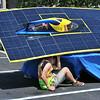 American Solar Challenge solar car race 7.2014