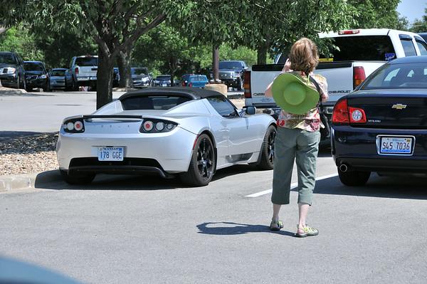 American Solar Challenge - Solar Car Race 7.24.2014 - O.P.,Ks