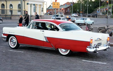 American classic cars in Finland