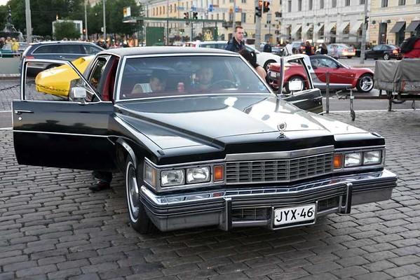 Cadillac, Helsinki, 3 July 2015