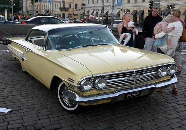 Chevrolet, Helsinki, 3 July 2015