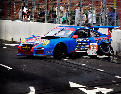 american le mans series (ALMS) at the inaugural baltimore grand prix on 2-4 september 2011  released 12 december 2011