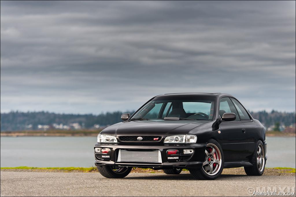 Andrew's Subaru RSTI