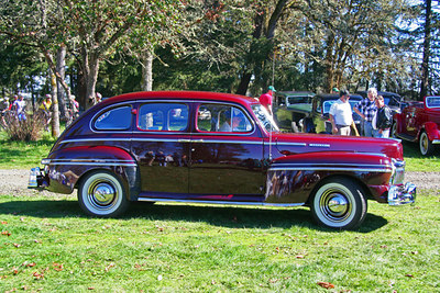 Antique Automobiles, March 2007