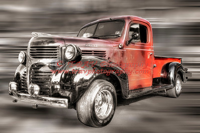 "Dodge Pickup ""Old to New"" 9464"