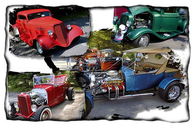 Antique Cars & Planes