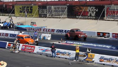 Antique Nationals Drag Racing