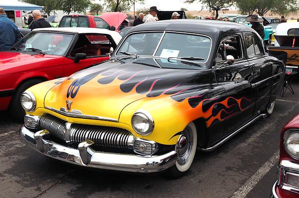 Apache Junction Car Show 12-12-15