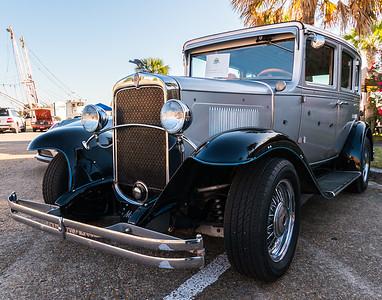 Apalachicola Car Show - 10/17